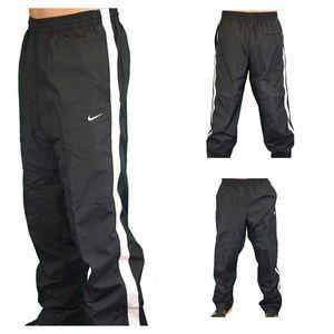 Nike Men's Basketball Warm Up Pants Black Sz XXL